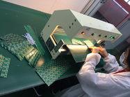Trung Quốc Fully Automatic SMT Pcb Separator Machine , Pcb Depaneling Equipment nhà máy sản xuất