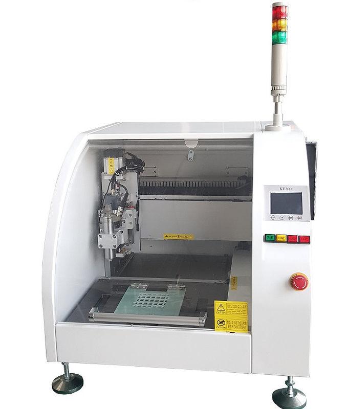 Desktop PCB Depaneling Machine PCB Routing Depaneling Equipment For PCB Fabrication