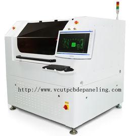 Máy Phun Tia UV Tốc Độ Cao Depanelling Máy PWB, Máy Chiếu Laser Laser
