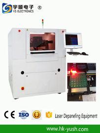 SMT PCB Máy cắt Laser / Máy Laser Depaneling Độ chính xác cao