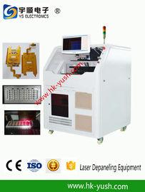Bộ tách PCB / FR4 Ban Laser PCB Depaneling Máy Độ chính xác ± 20 μM